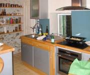 gite rural villa 1 cuisine